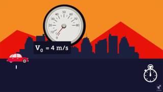 Física: Movimiento Rectilíneo  - Traful Utemvirtual