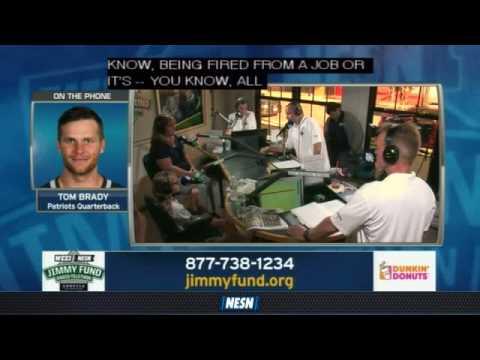 Jimmy Fund: Tom Brady