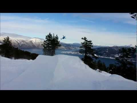 Balestrand Open training 2013