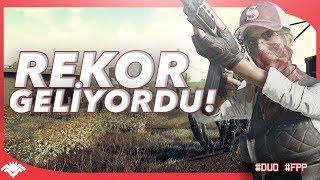 REKOR GELİYORDU! - #DUO #FPP