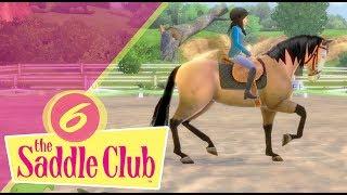 The Saddle Club- Przygody w siodle #6 - Dziwne zawody i quiz wiedzy o koniach!