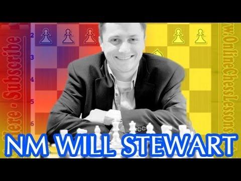 NM Will Stewart vs. ChessTweets Community Correspondence Game