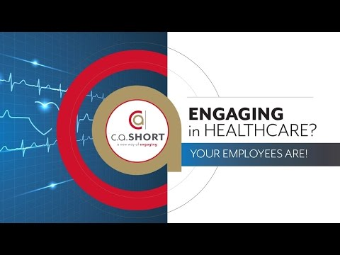 Engaging in Healthcare? Your Employees Are!