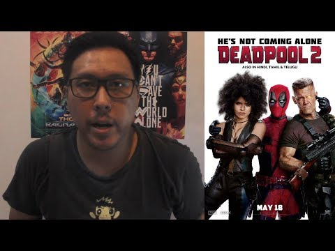 REVIEW DEADPOOL 2 INDONESIA