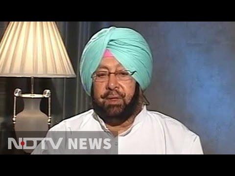 100% fine, says Amarinder Singh. Strategist Prashant Kishor is 'honoured'