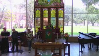 First Presbyterian Church of Rockwall Worship 08-01-21