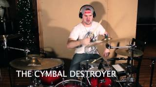 11 types of drummers playing classic songs
