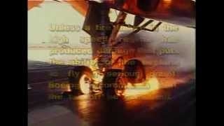Aircraft Tire Explosion and Rejected Take Off