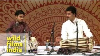 Indian classical redefined - Tabla Pakhawaj speedster jugalbandi
