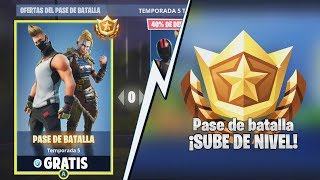 HOW TO GET *FREE* BATTLE PASS 5 FORTNITE: Battle Royale