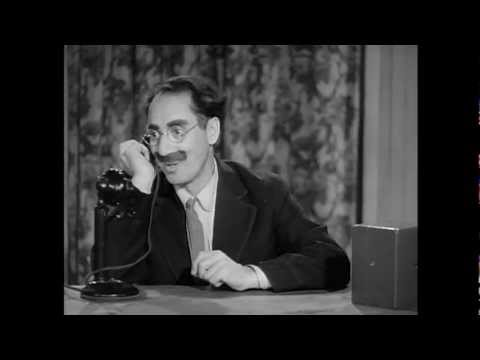 Flywheel Takes The Case - The Marx Brothers