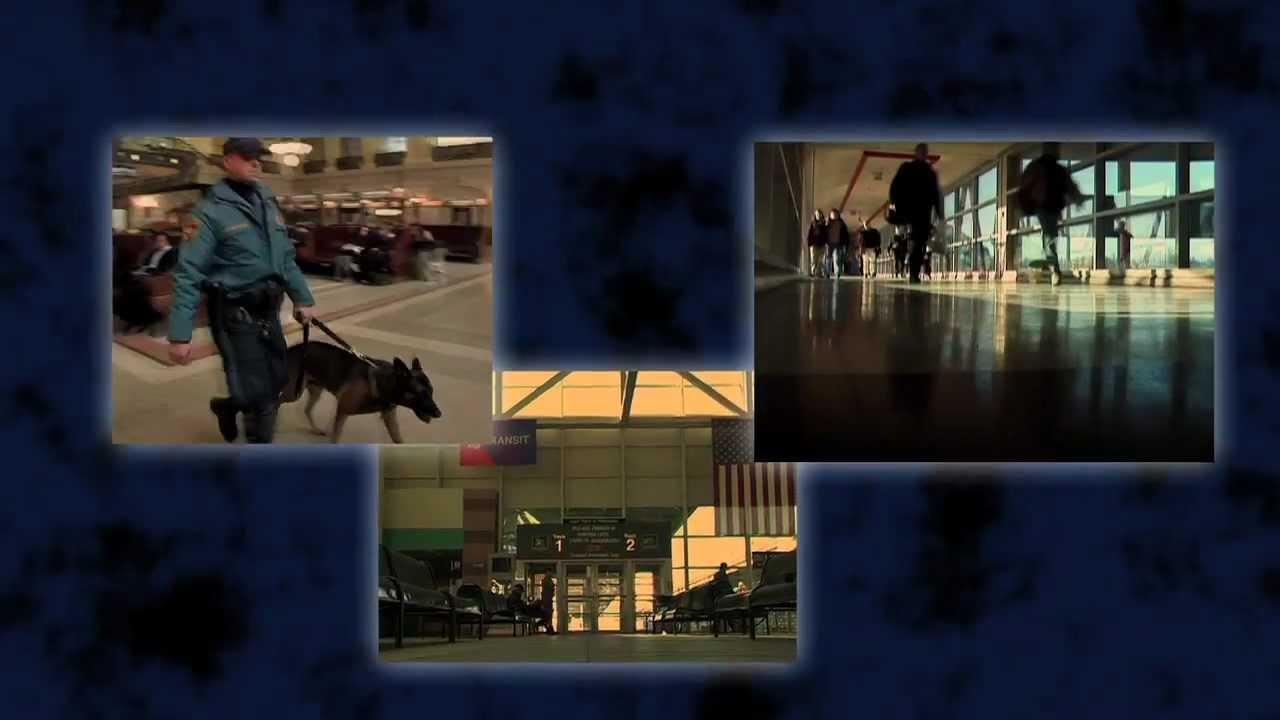NJ TRANSIT Homeland Security Video