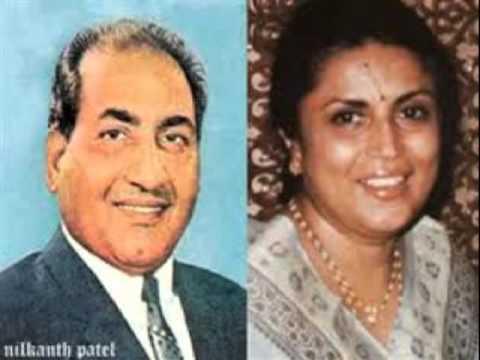 Some duet by RAFI SAAB & SUMAN KALYANPUR