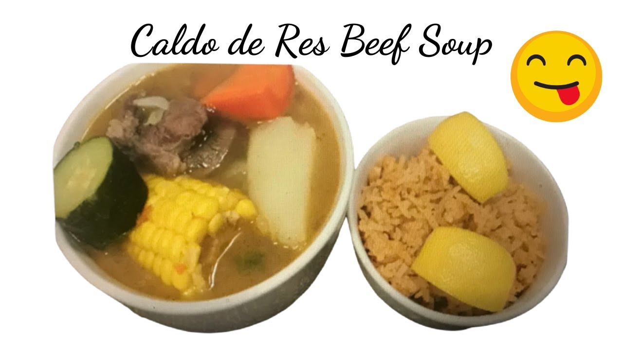 How to make ⎮Caldo De Res⎮ Mexican style Beef Vegetable Soup