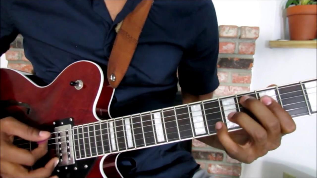 John Legend Ordinary People Guitar Lesson Youtube