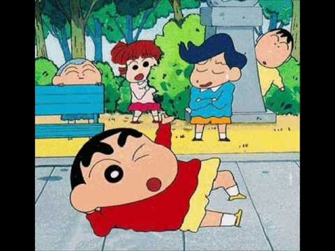 Cute Cartoon Baby Girl Wallpaper Shin Chan Theme Youtube