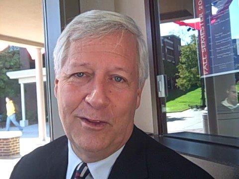 Belmont Debate: Bob Fisher Oct. 2, 2008 (Part 2 Of 2)