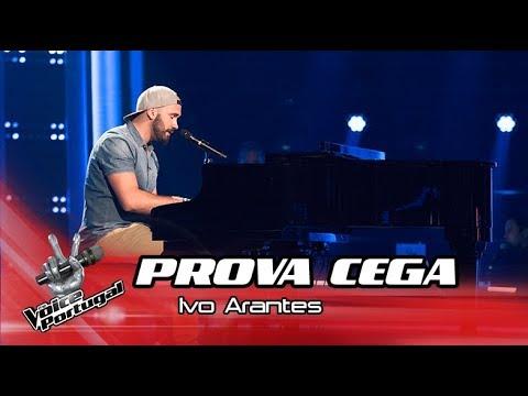 "Ivo Arantes - ""Wrecking Ball""  Prova Cega  The Voice Portugal"