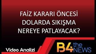 #Merkez bankası #Faiz kararı önce #Dolar beklentisi