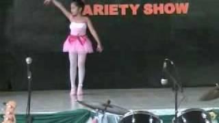 Raiza Noceda, Ballet, St. Augustine (2010), mendez, cavite.WMV