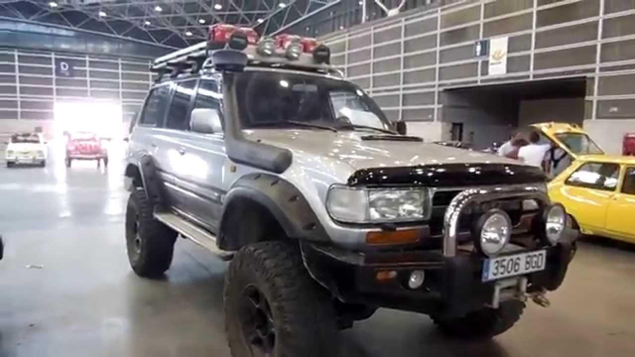 Toyota Land Cruiser Hdj 80 Con Preparacion Extrema 4x4