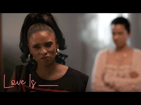 Chaos Erupts When Yasir's Ex-Wife Bursts into His Mom's House | Love Is___ | Oprah Winfrey Network