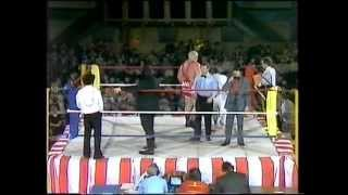 Tony Walsh & Masked Marauder  v Big Daddy & Pat Patton
