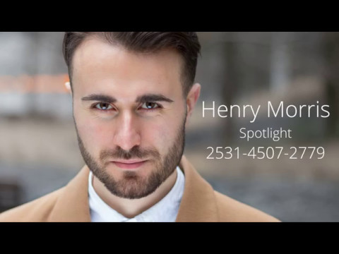 Henry Morris - Actor Showreel