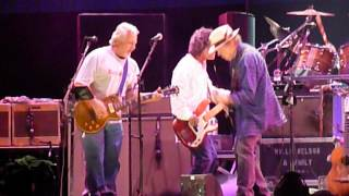 "Neil Young & Crazy Horse perform ""Ramada Inn"" at Farm Aid 2012"