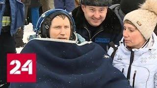 Космонавта Прокопьева спросят, кто порвал кабель и сделал дырку - Россия 24