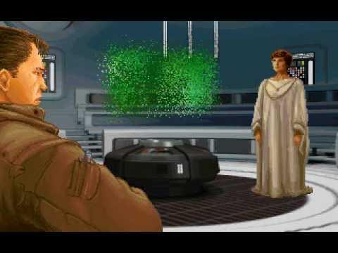 Star Wars - Dark Forces - Gameplay