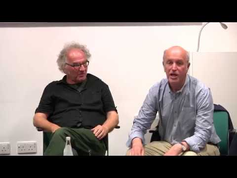 Iain Sinclair and Nick Papadimitriou -