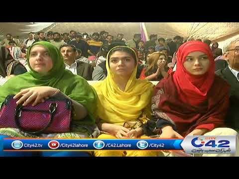 پنجاب لینگوئج آف آرٹس اینڈ کلچر میں 4 روزہ پلاک کلچرل فیسٹیول جاری