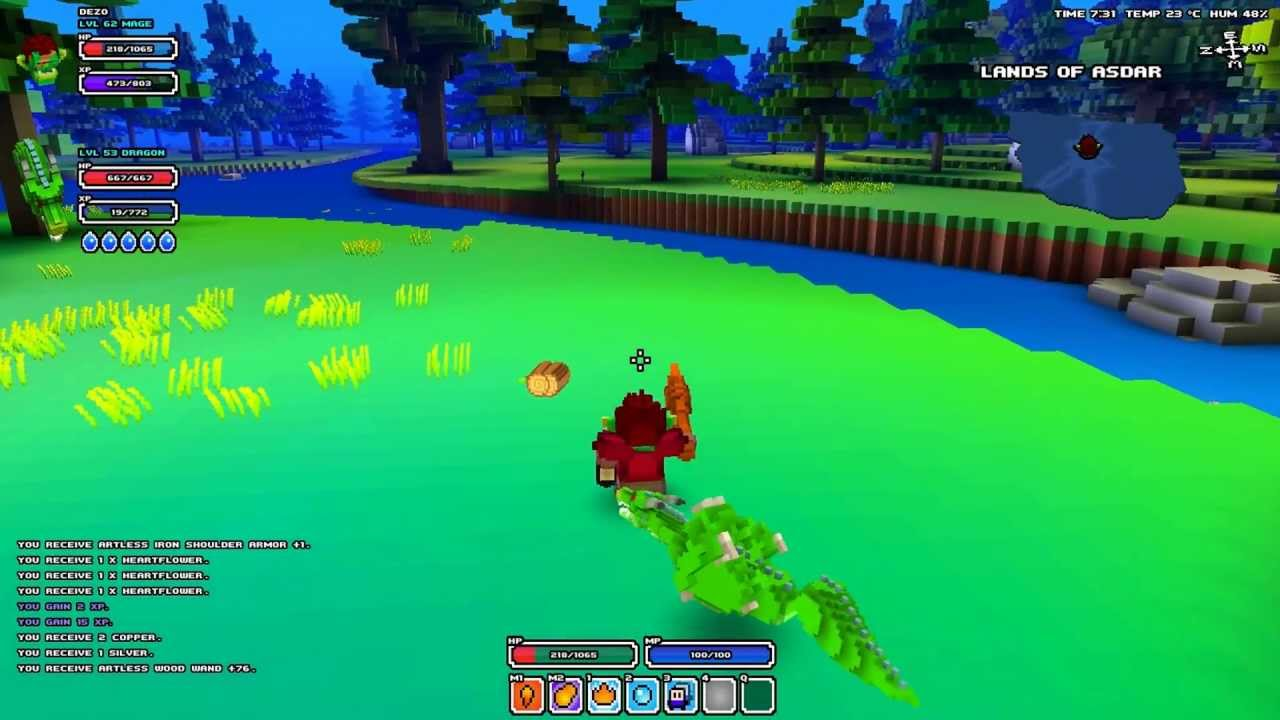 Cube world pet dragon youtube cube world pet dragon gumiabroncs Gallery