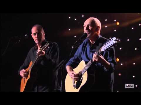 Peter Frampton sings Beatles