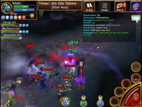 Arcane Legends - Shuyal (Elite Overgrowth)