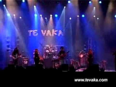 TE VAKA - MANATU (Live)