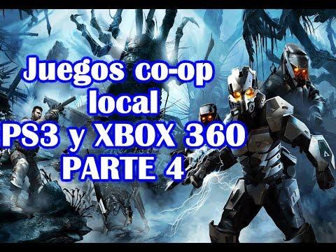 Juegos Cooperativos Local Ps3 Y Xbox 360 4 Youtube