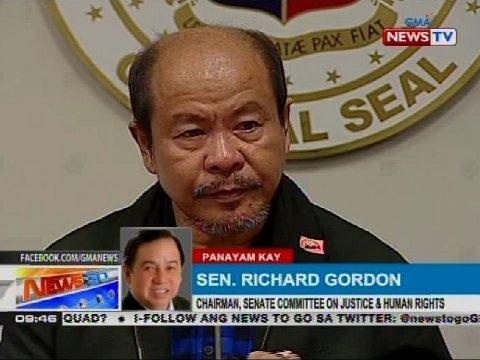 NTG: Panayam kay Sen. Richard Gordon