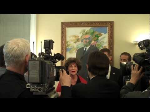 U.S. Congressional Delegation Remarks to Press at Stenbock House - Tallinn, Estonia