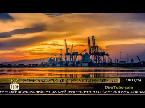 DireTube News Economic growth boosting Ethiopia's ability to use ports in Djibouti