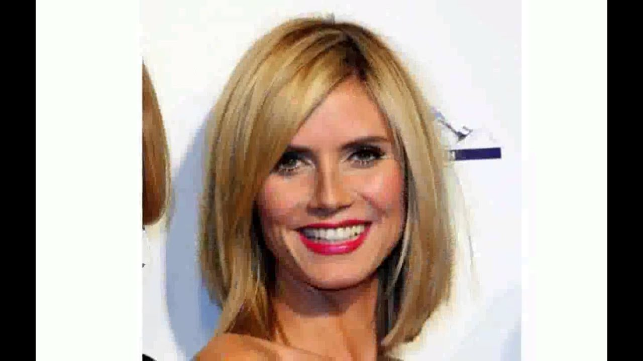 Short Hairstyles for Round Faces Older Women - YouTube