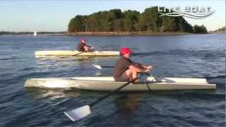 Liteboat - A New Concept Of Rowing Boat