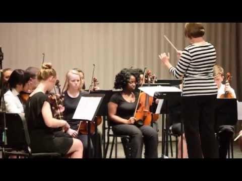Millbrook High School - 2015 Orchestra Performance (Full Concert)