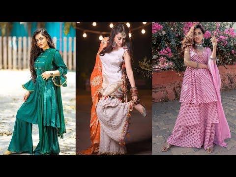 Latest Sharara Designs || New Garara Designs || Sharara Dress Design For Girls