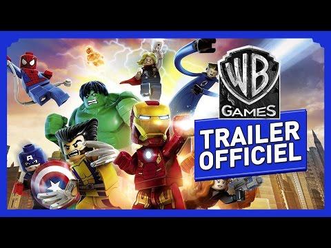 LEGO Marvel Super Heroes- Trailer de lancement (VF) - Multi