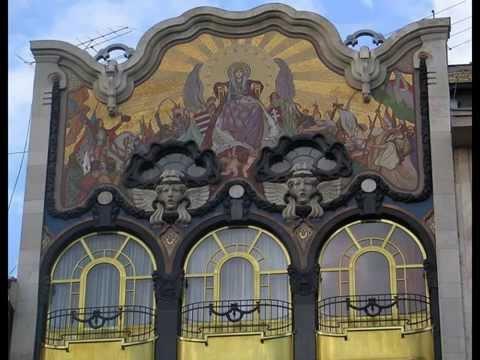 Part 1 Ryabushinsky Day of Modernity Art Nouveau Talk  27 June 2015