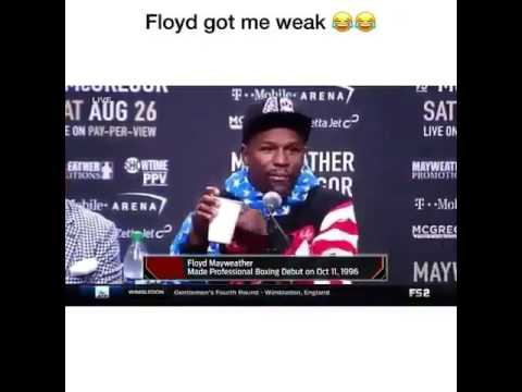 Download Youtube: Floyd mayweather Funny Interview