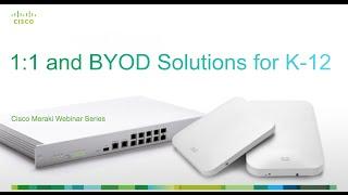 Webinar: 1:1 & BYOD for K-12