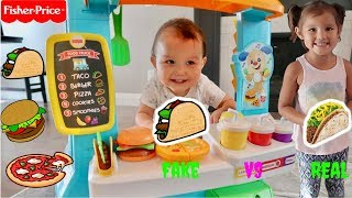 Food truck playtime fisher price